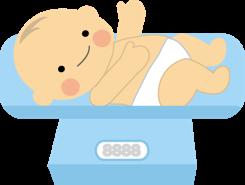 乳児後期健診(9ヶ月~1歳未満)実施してます